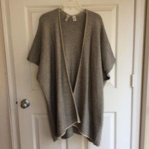 Sweater/coatigan
